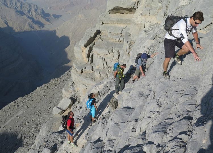 Stairway to Heaven, UAE / Oman