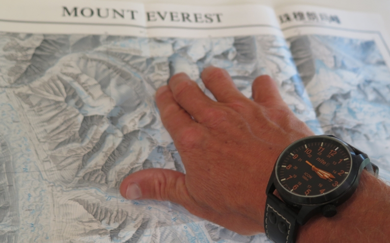 Getting ready for Everest