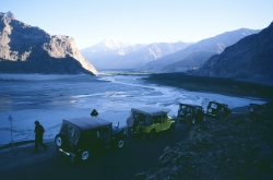 04.0 Skardu to askohle by jeep river view