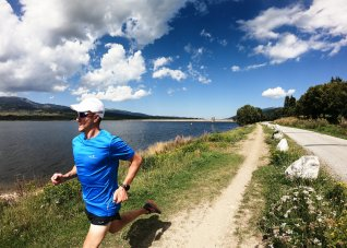 Matamale Lakes Trail Running